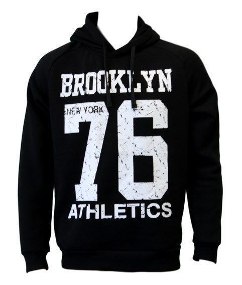 NEW-Men-039-s-Adult-Unisex-Hoodie-Jumper-Pullover-Casual-Sports-Brooklyn thumbnail 6