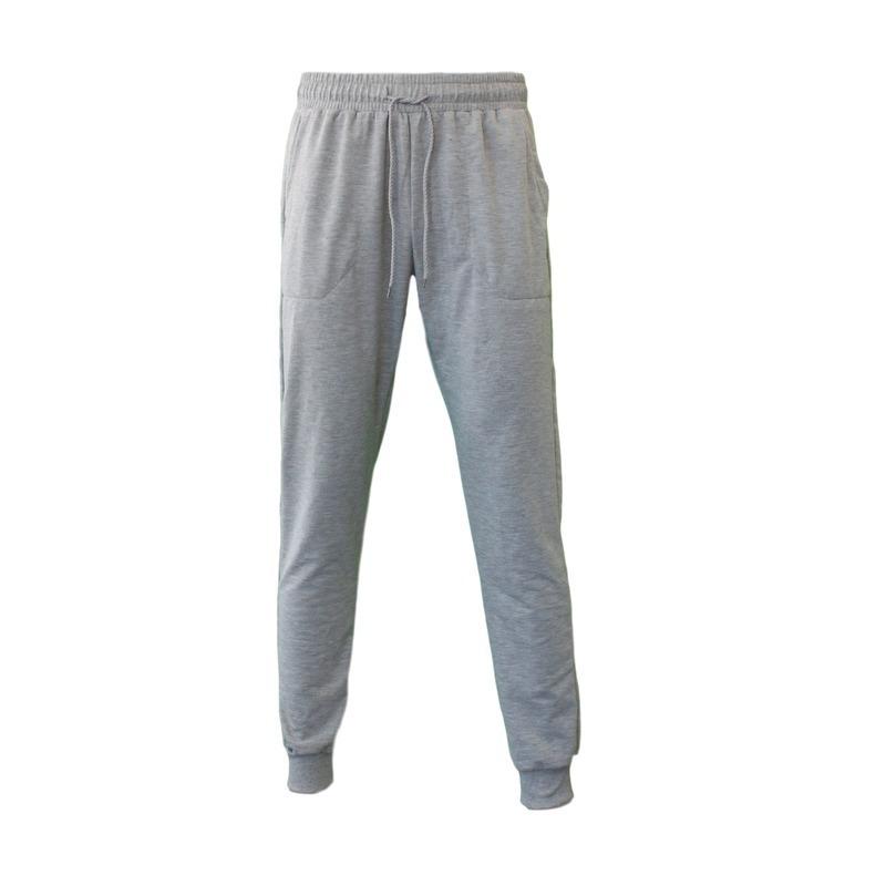 Nuevo-Para-hombres-Pantalones-Ajustados-Pista-Pantalones-De-Deporte-Informal-Ajustado-Puno-Liso miniatura 7