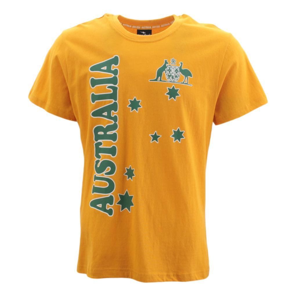Adult-T-Shirt-Australian-Australia-Day-Souvenir-T-Shirt-100-Cotton thumbnail 5