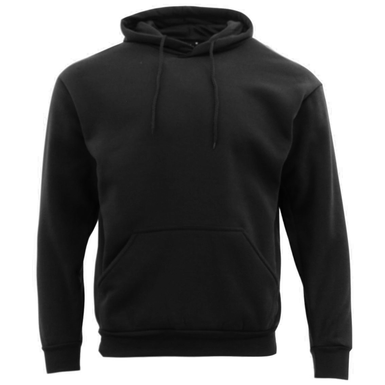 Adult-Men-039-s-Unisex-Basic-Plain-Hoodie-Jumper-Pullover-Sweater-Sweatshirt-XS-5XL thumbnail 4