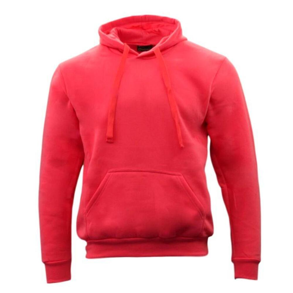 Adult-Men-039-s-Unisex-Basic-Plain-Hoodie-Jumper-Pullover-Sweater-Sweatshirt-XS-5XL thumbnail 35