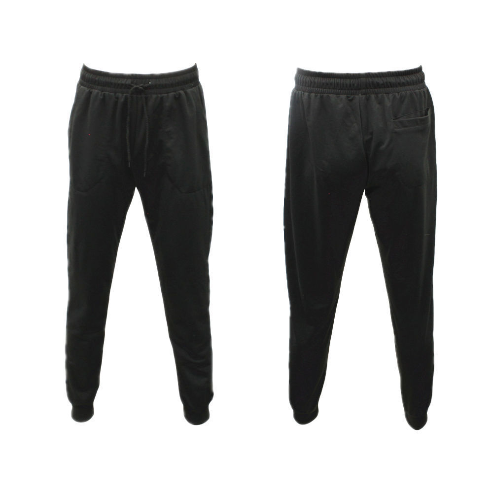 NEW-Men-039-s-Skinny-Track-Pants-Slim-Cuff-Trousers-Sport-Casual-Plain-Gym-Trackies thumbnail 5