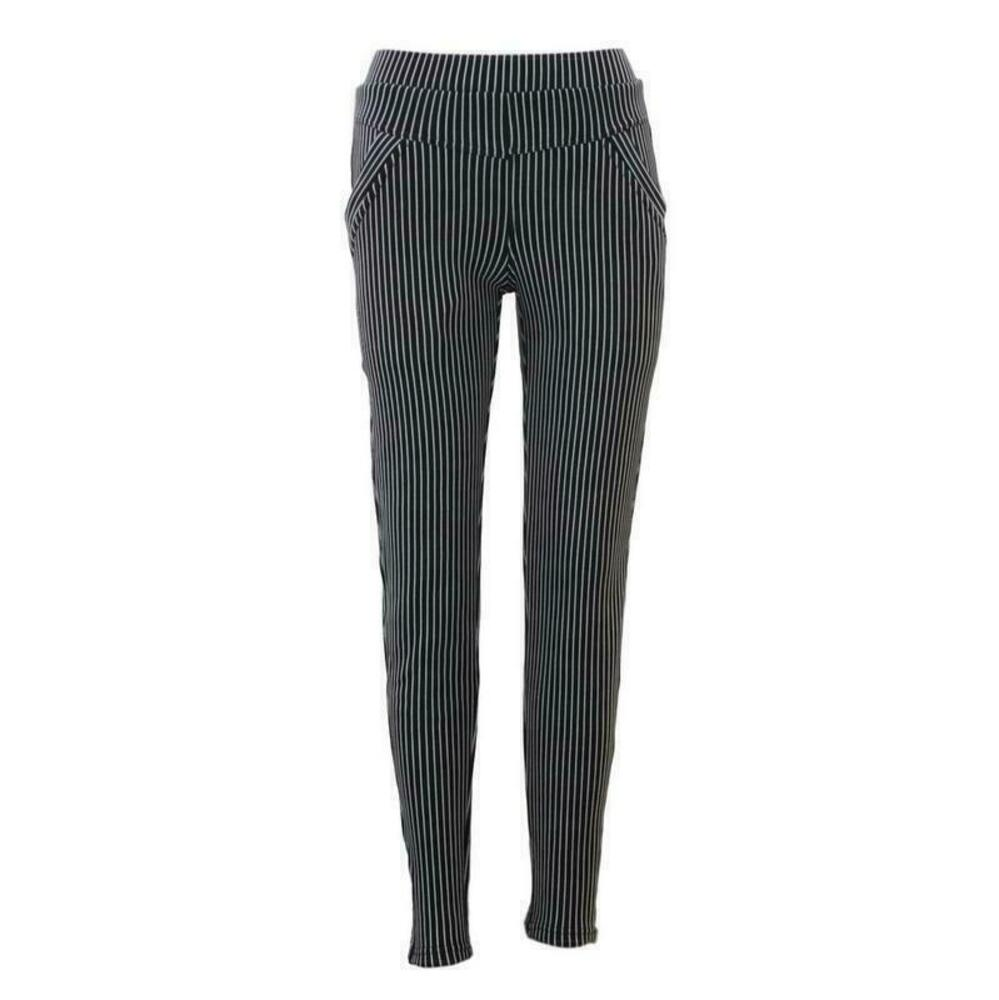 Women-039-s-Stretch-Leggings-Skinny-Slim-Pants-w-Pockets-Casual-Trousers thumbnail 21