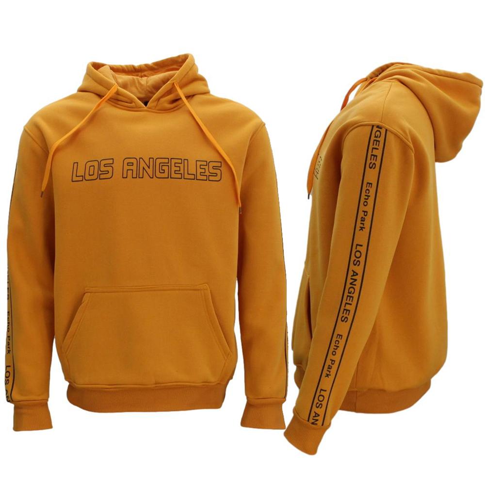 Adult-Men-039-s-Unisex-Hoodie-Hooded-Jumper-Pullover-Women-039-s-Sweater-LOS-ANGELES thumbnail 45
