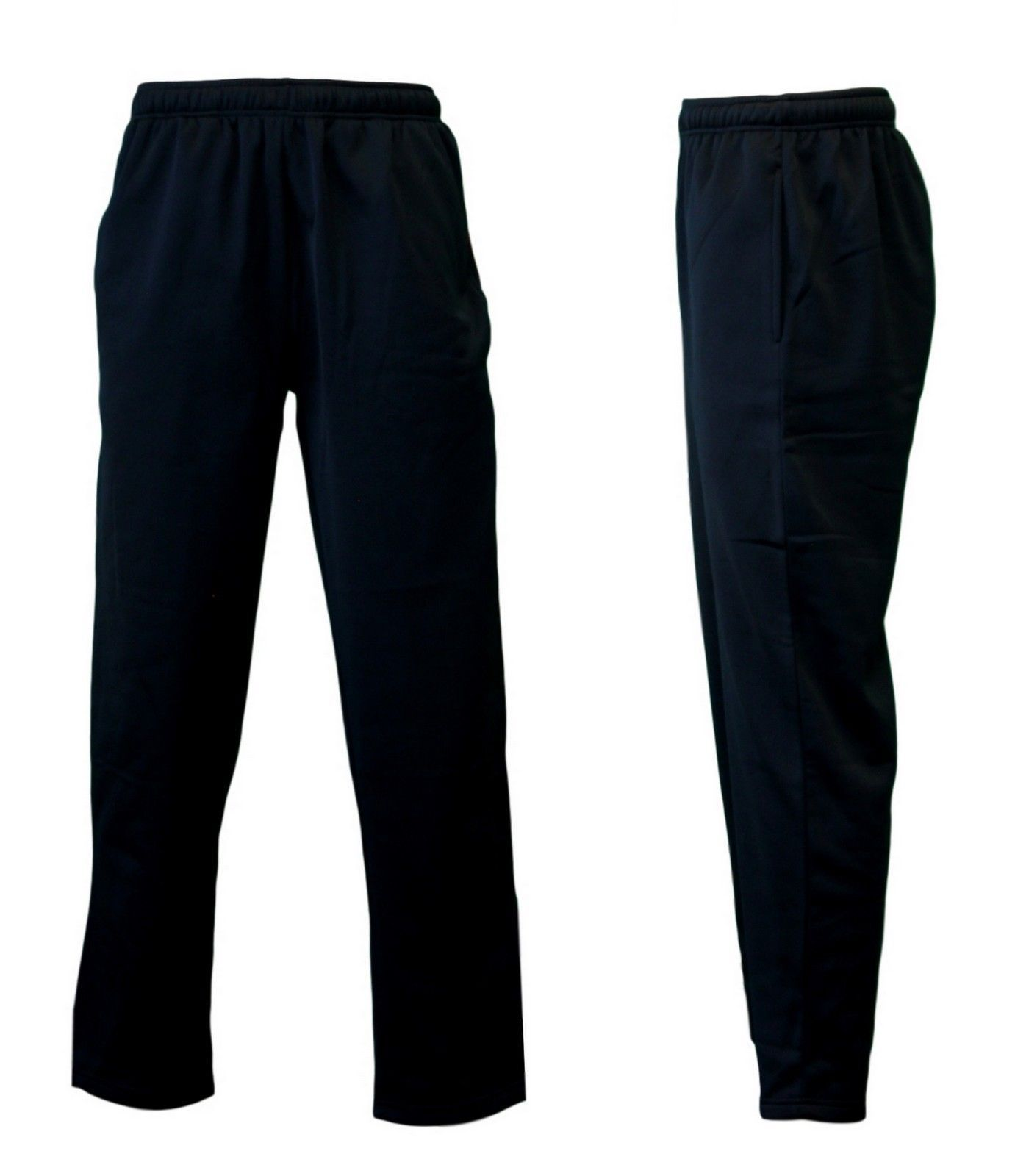 Men-039-s-Track-Pants-Relaxed-Fit-Fleece-Lined-Casual-Trackies-Slacks-Tracksuit thumbnail 4
