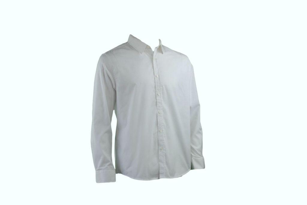 Men-039-s-Formal-Dress-Business-Shirts-Long-Sleeve-Cotton-Blend-Easy-Iron thumbnail 7