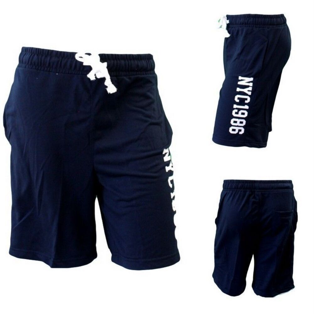 New-Adult-Mens-Gym-Sports-Training-Jogging-Casual-Basketball-Shorts-w-Drawstring thumbnail 8