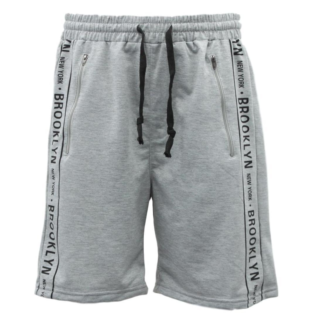 NEW-Men-039-s-Gym-Sports-Jogging-Casual-Basketball-Shorts-w-Drawstring-Zip-Pockets thumbnail 12