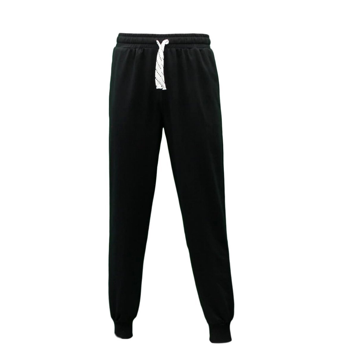 NEW-Men-039-s-Track-Pants-Slim-Cuff-Trackies-Trousers-Sport-Tracksuit-Casual-Plain thumbnail 5