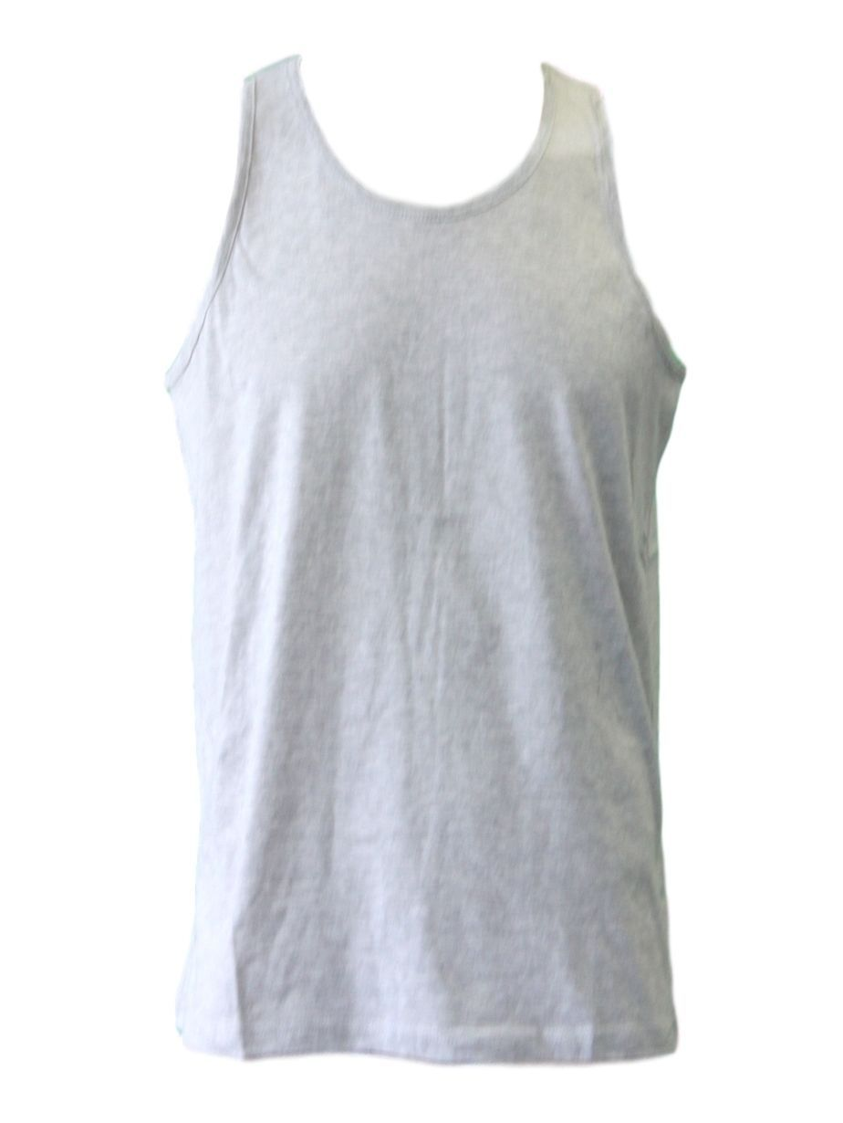 Men-039-s-Plain-Basic-Singlet-Tank-Top-T-Shirt-Gym-Sports-Black-White-S-M-L-XL-2XL thumbnail 24