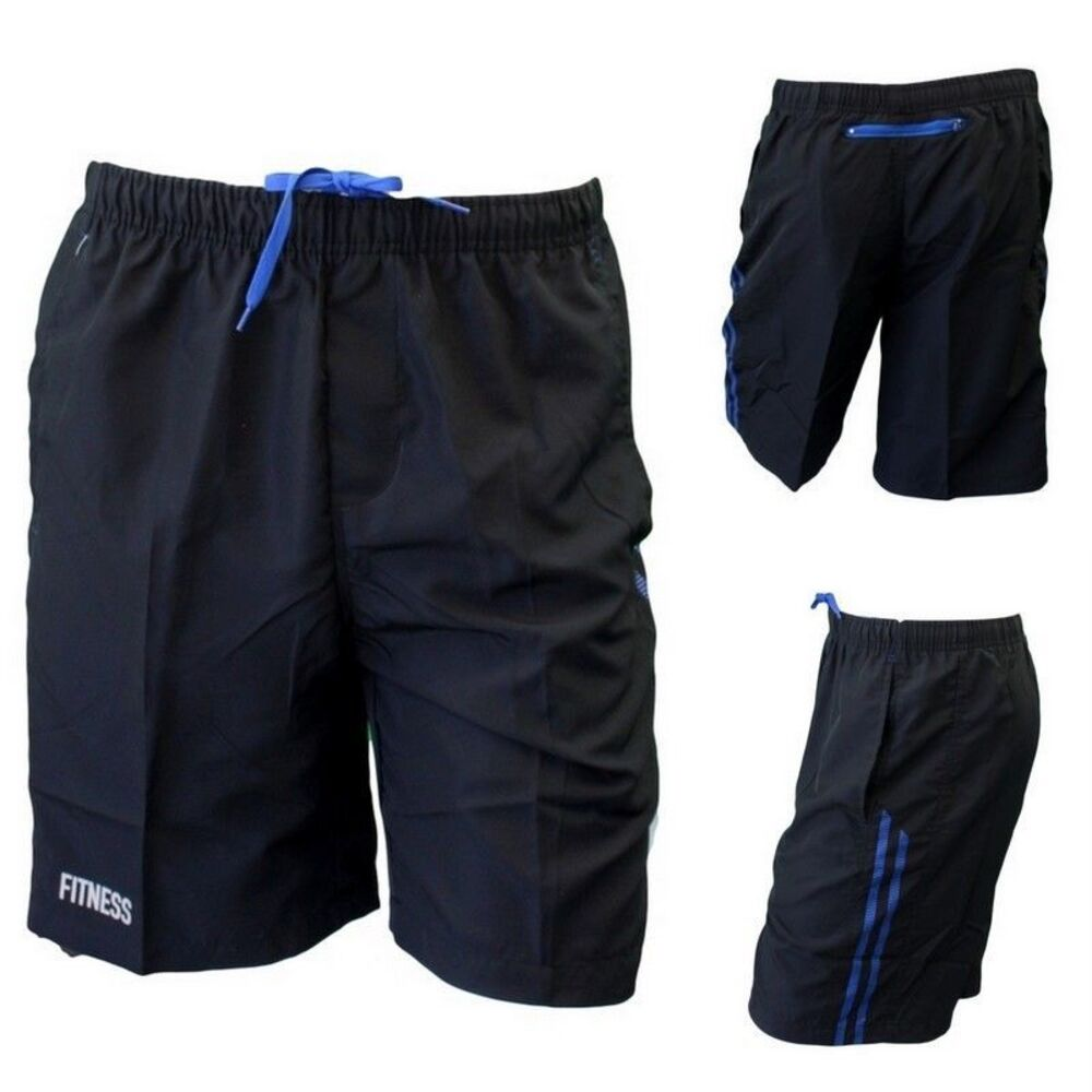 Adult-Mens-Casual-Training-Running-Jogging-Gym-Sport-Summer-Beach-Surf-Shorts thumbnail 4