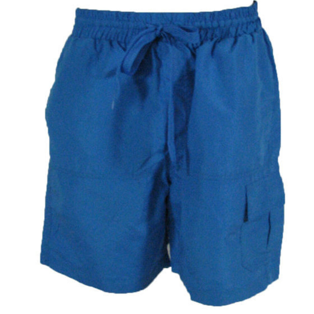 Mens-Board-Shorts-Boardies-Beach-Swim-Casual-Elastic-Waist-Pockets-S-M-L-XL-2XL thumbnail 12